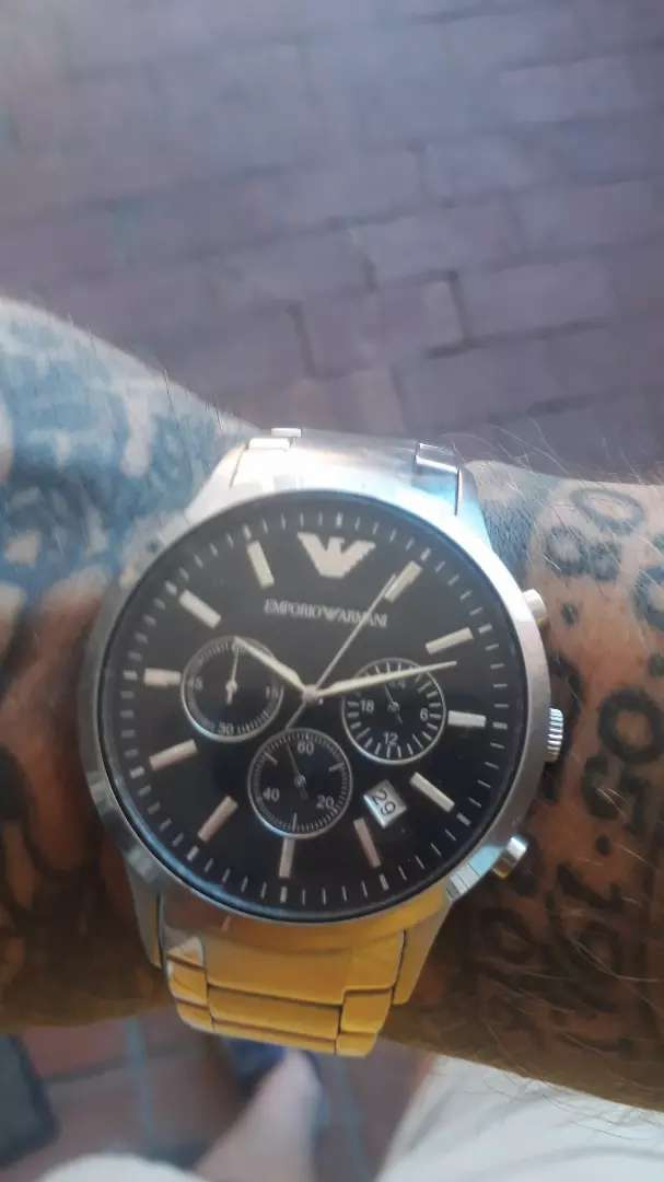 Emporio Armani GA men's watch