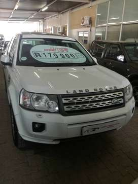 2011 Land Rover Freelander, great power and comfort