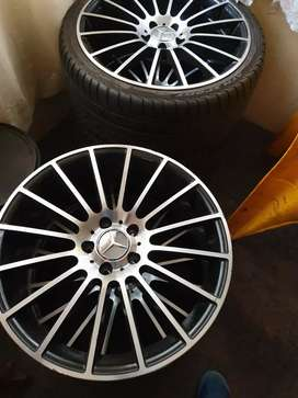 19 inch mags wheels
