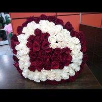 Акция!!!101 роза 999 грн