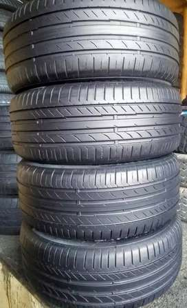 225/50/17 continental SSR  tyres available for sale