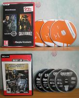 Stare gry FPS na PC CD/DVD