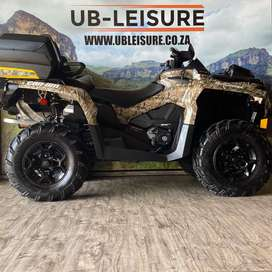 2015 CANAM OUTLANDER 650 | UB LEISURE