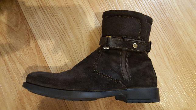 Продам итальянские мужские ботинки (полусапоги) FABI Харьков - изображение 2