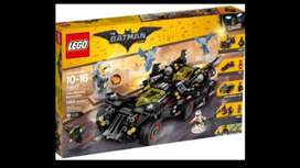 70917 The Ultimate Batmobile. New. Sealed