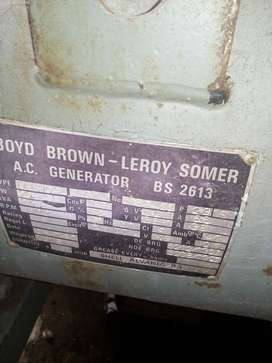 Generator Boyd Brown-Leroy Somer