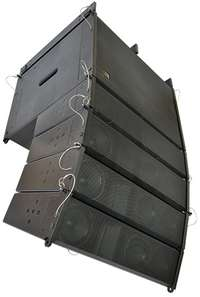 CITRONIC CLA-1460 ACTIVE LINE ARRAY 900+560W rms x2 Left and Right sid for sale  South Africa
