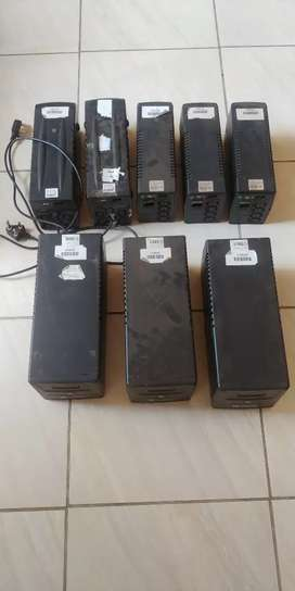 UPS backup power supply for computers