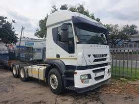 Iveco Stralis 430 Sleep for sale.