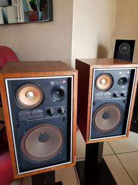 Living Audio CE-5aii speakers (Extremely Rare)