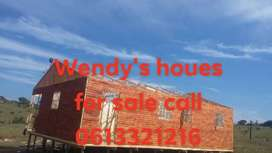 A Wendy's houes fer Sale