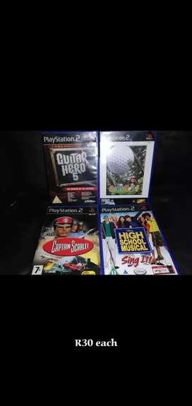 Xbox 1..PS4.. Psp... Ps3 and Ps2 games