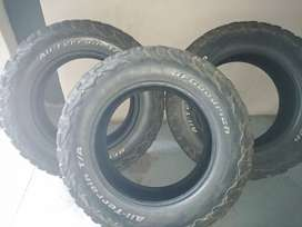 "18""Tyres make me an offer"
