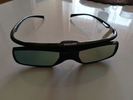 Okulary 3d philips pta 509