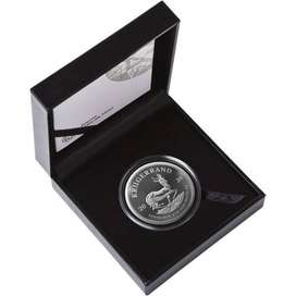 2020 Two Oz Proof Sterling Silver Krugerrand