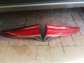Toyota fortuner GD6 tail light