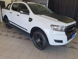 2019 Ford Ranger 2.2TDCi Double Cab Hi-Rider XLT Fx4 Auto For Sale