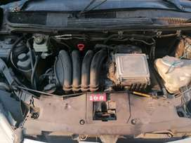 2005 MERCEDES BENZ A170 (W169) ENGINE BREAKING FOR PARTS