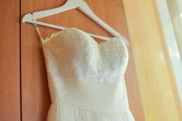 Свадебное платье из коллекции Lite by Dominiss