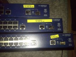 Switch NETGEAR FS726T 24-Port 10/100 2xGbit