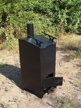 Дровяная печь для сжигания мусора. (печка для мусора). Ваш помощник! Днепр - изображение 6