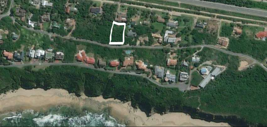 1735 m² Land available in Wilderness 0