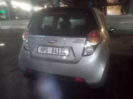 Chevrolet spark accident