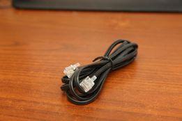 przewód kabel telefoniczny 1,8 m 180 cm 1.8 m RJ11