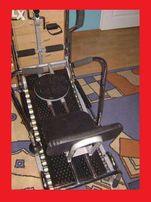 Urządzenie wielofunkcyjne Bieżnia,twister,wiosła,rower! rehabilitacja!