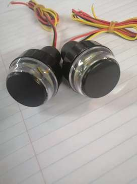 Bar end indicators