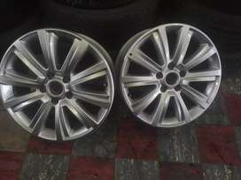 "18"" Amarok mag wheels only with cabs for r7100"