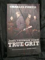 книга на английском языке Charles Portis True Grit бу