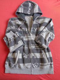 SKULLS design bluza z kapturem XL
