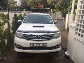 Toyota Fortuner 2015 3.0 d4d RB Automatic