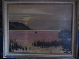 Картину Восход солнца А.Шульцмана купить в Германии на Левобережной