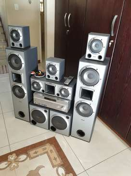 Sony Hi Fi home theatre system