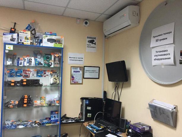 Спутниковое ТВ. Установка, прошивка, ремонт, настройка, выезд Кременчуг - изображение 2