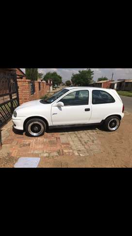 1997 Opel Corsa 130is 2 door