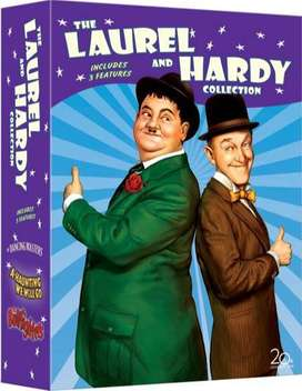 Laurel & Hardy dvd collection for sale