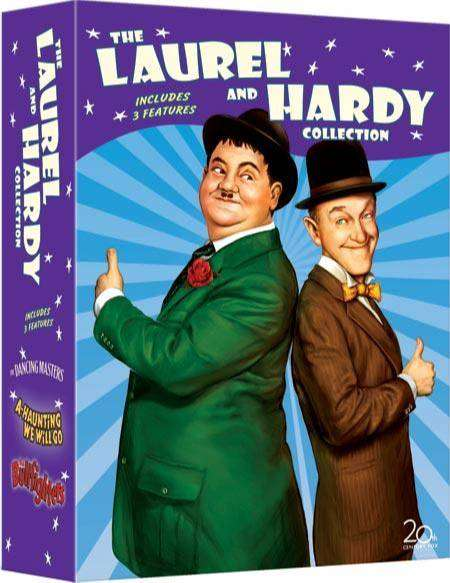 Laurel & Hardy dvd collection for sale 0