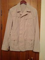Мужская куртка Lardini ветровка классическая