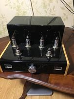 Продам двухтактный двуканальный ламповый усилитель