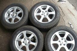 """Felgi Aluminiowe CMS 5X112 17"""" Komplet VW Audi Skoda Seat"""