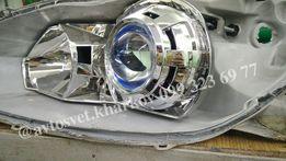 Установка/замена линз в фары, ксенон.LED, ДХО, полировка фар