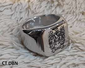 Designer Signet Rings and Bracelets. Engraving at a additional cost.