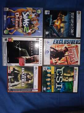 Computer Games if u buy them all I will give u discount