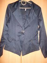 Пиджак школьный для девочки 9-12 лет