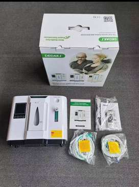 7Lt Oxygen Concentrator &   accessories