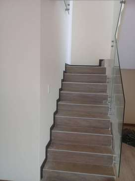 Glass , stainless steel and mild steel Balustrades installations