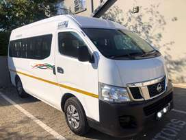 2018 Nissan NV 350 Impendulo 16 Seater